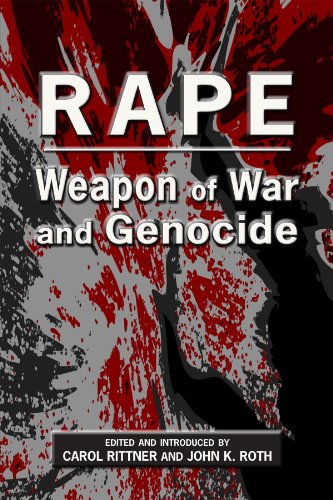 Rape: Weapon of War and Genocide for sale  Delivered anywhere in USA