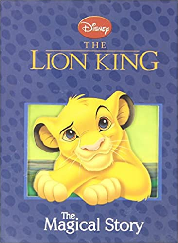 Buy The Lion King The Magical Story Disney Book of the Film