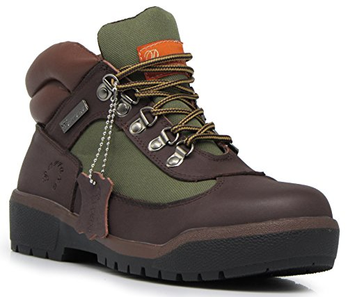 Field Lace Field Up Boots Oxfords Romeo PLK Brown Weather Snow Winter Cold Leather Enzo Mens Boots g8OBwwqv