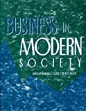 Business in Modern Society, , 0536010013