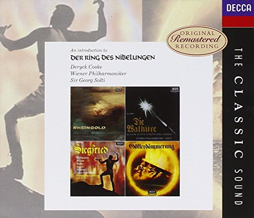 An Introduction To Der Ring Des Nibelungen (2 - Deryck Cooke