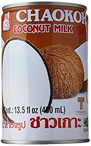 Chaokoh Coconut Juice with Jelly, 13.5 Fl Oz