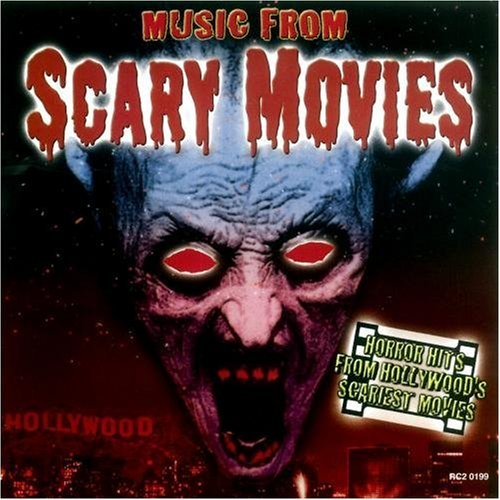 Music From Scary Movies (Halloween Movie Theme Songs Cd)