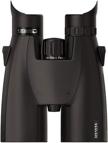 Steiner Optics HX Series Binoculars – Versatile Optics, Shockproof and Waterproof Binoculars for Precision in Hunting
