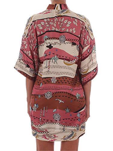 GRACE MANILA A408VS Kleid Multicolor Frau gOvxqpB