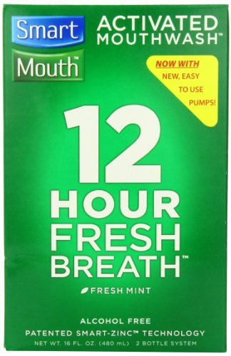 Smartmouth Original Mouthwash 16 Ounce (Pack of 2)