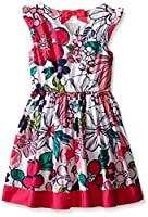 Gymboree Girls' Multi Floral Print Dress