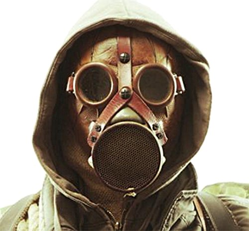 Novelty Wasteland Gas Mask