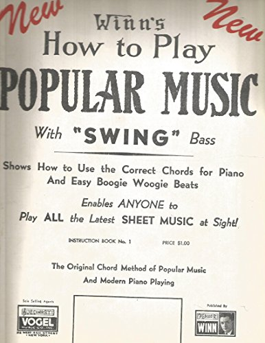 WINN'S HOW TO PLAY POPULAR MUSIC WITH