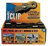 (96) ea Homax Products # 5300 CinchTite Crocodile Tarp Grabber / Attachment Clips