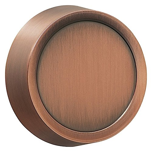 ANT COPPER CAST DIMMER KNOB (Switchplate Plastic)
