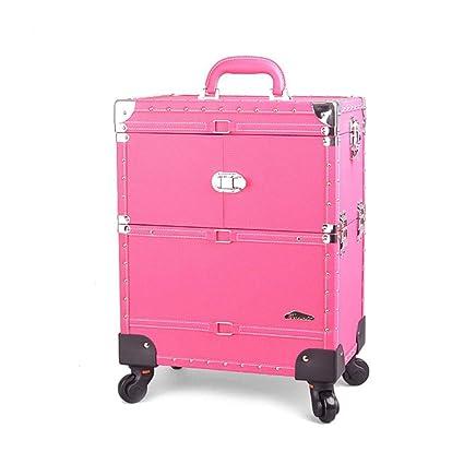 Amazon.com: Qzny - Estuche para cosméticos, caja de belleza ...
