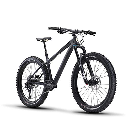 Diamondback 2019 Sync'r Carbon Mountain Bike Raw Carbon Matte (MD)