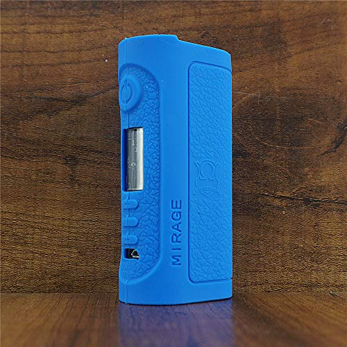 ModShield for Lost Vape Mirage DNA75C Silicone Case ByJojo DNA 75C Protective Cover (Blue)