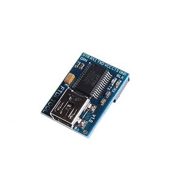 FTDI FT232r Basic Breakout USB-TTL 3.3v 5v For Arduino Pro Mini MWC MultiWii