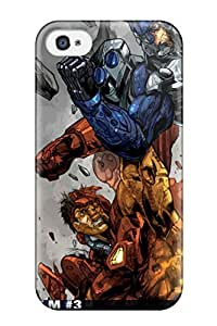 New Arrival Marvel VoTjpND7431xTSWo Case Cover/ 4/4s Iphone Case