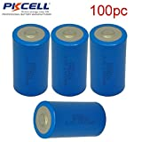 D Cell ER34615 3.6v Lithium Battery With High Capacity 19000mAh (100pc)