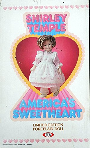 Shirley temple doll case