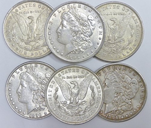 1920 Various Mint Marks Morgan Silver Dollar (Single Coin) $1 Very Fine