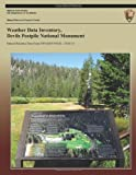 Weather Data Inventory, Devils Postpile National Monument, National Park Service Staff, 1491202327
