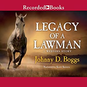 Legacy of a Lawman Audiobook
