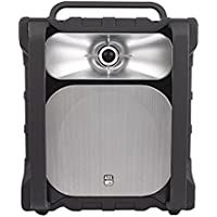 Altec Lansing IMT802-BLG Ultimate Audio Waterproof Wireless Bluetooth Speaker, Hands-Free 50 Hour Extended Battery 100FT Pairing Outdoor Speaker, Connect to 50 Devices, Portable & Light,50ft Range
