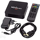 MXQ PRO Android 7.1 Updated TV Box Quad Core 64bits 4K KODI 15.2 Miracast Kodi Pre-installed Smart TV Box