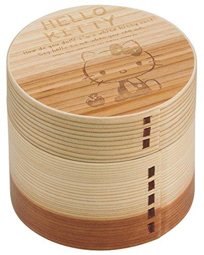 Wappa Lunch-Box L Biege Lebensmitteltransport Japan-Import