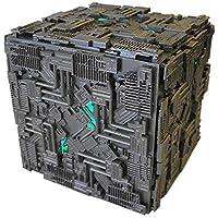 Enterprise Star Trek Nave Espacial Cube Borg