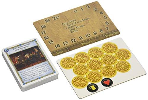 Slugfest Games Red Dragon Inn: Allies - Ozrik The Adept (Red Dragon Inn Expansion) Board Game (SFG017)