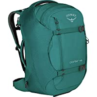 Osprey Packs Porter 46 Travel Backpack, Mineral Teal, One Size