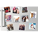 Bhaiji Enterprises Set of 10 Photo Fridge Magnet (2 inch x 2 inch)