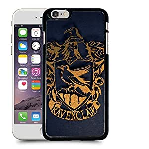 Case88 Designs Harry Potter & Hogwarts Collections Hogwarts RavenClaw Sigil Protective Snap-on Hard Back Case Cover for Apple iPhone 6 Plus 5.5""