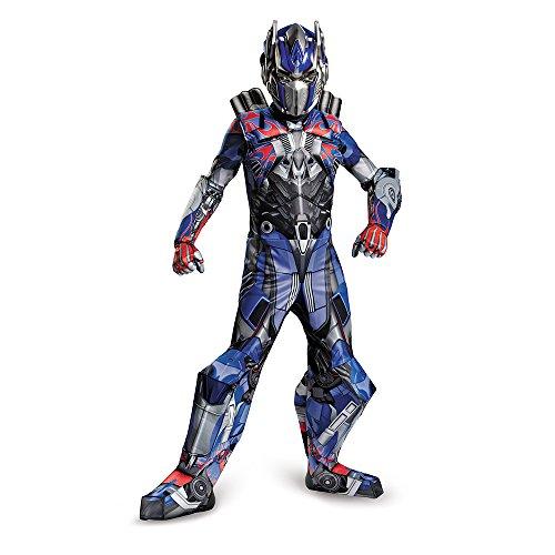 Disguise Transformers Extinction Optimus Prestige