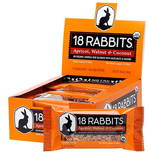 18 Rabbits Organic Granola Bar