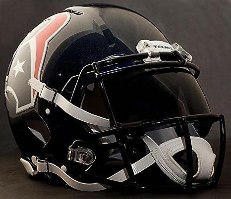 Amazon.com   Riddell Speed Houston Texans NFL Authentic Football ... f1da5849d