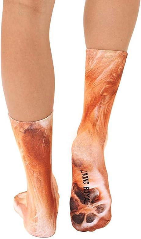 Youlala Calcetines impresos en 3D para los pies de perros para ...