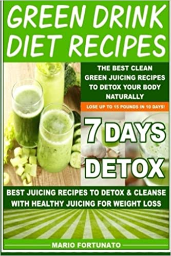 Amazon Fr Green Drink Diet Recipes The Best Clean Green