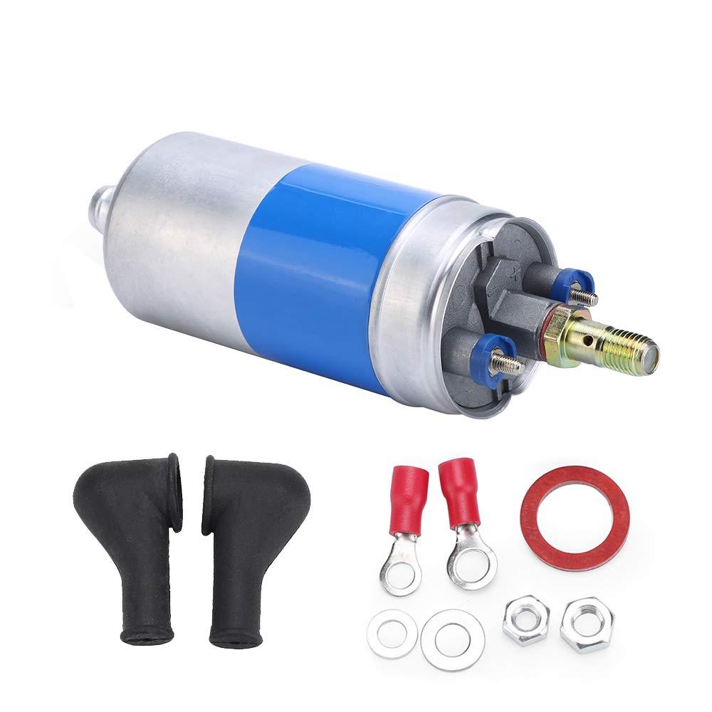 Festnight Bomba de Combustible el/éctrica 12V Bomba de Gasolina para Mercedes-Benz W123 W124 W126 0580254910