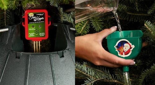 Tree Nanny - Christmas Tree Watering Device by TreeKeeper (Image #1)