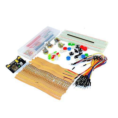 Tolako electronic part kit for arduino starter breadboard