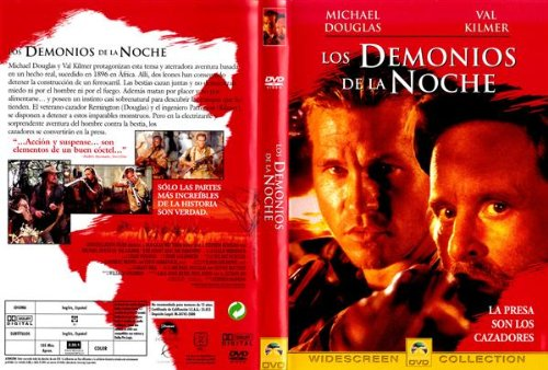 Los Demonios De La Noche (The Ghost And The Darkness)