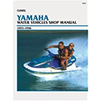 CLYMER W806 / Clymer Yahama Jet Ski & Water Vehicles 1993-1996