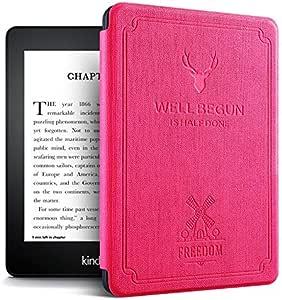 Capa Kindle - Novo Kindle 2019 10ª geração (ROSA) | Amazon