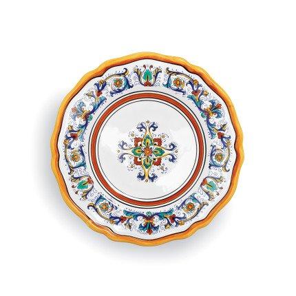 Sur La Table Nova Deruta Salad Plate