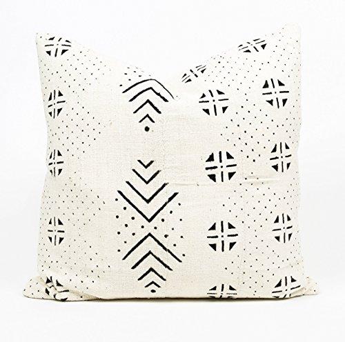BEN African Mudcloth Pillow 18