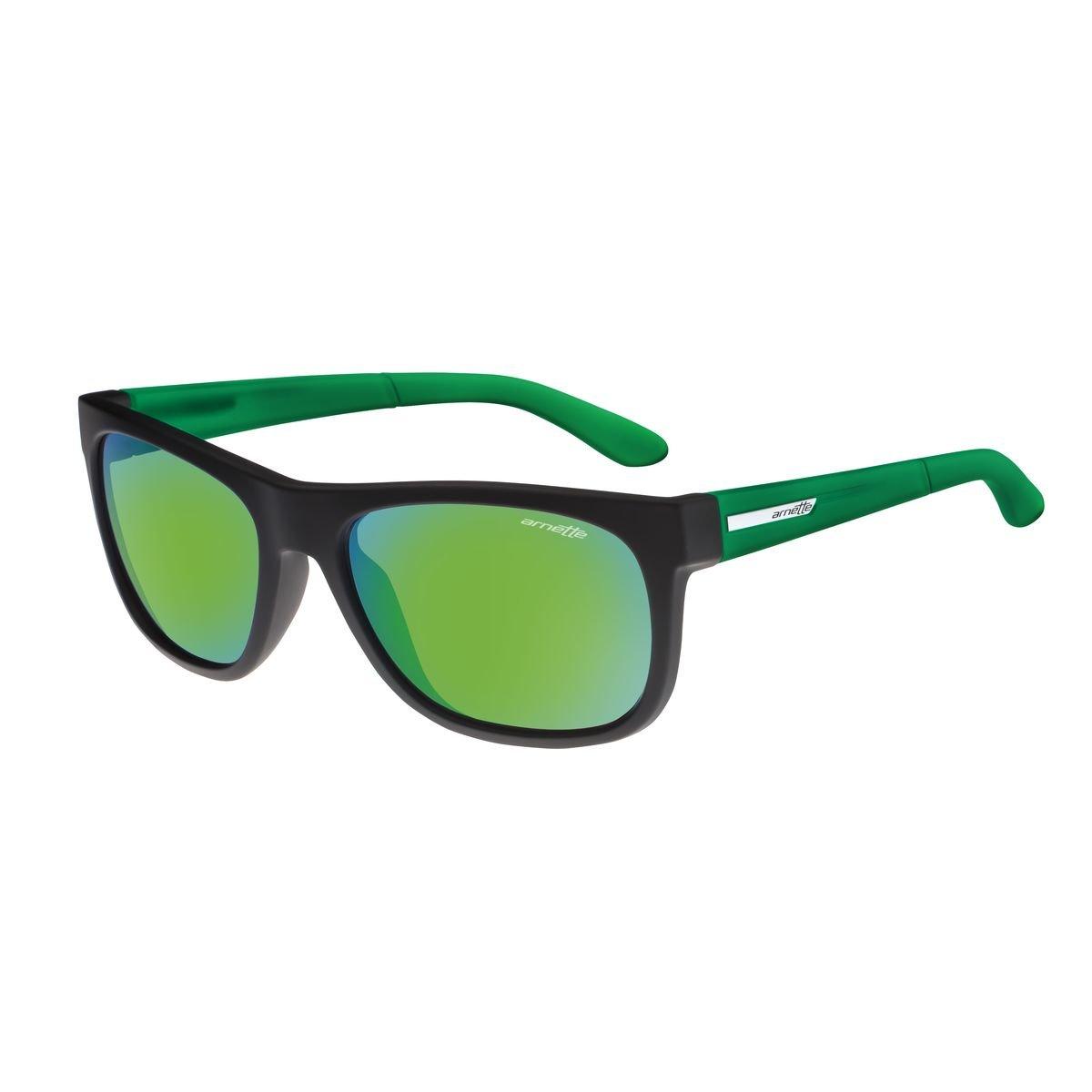 2c37628c69df6c Arnette Fire Drill Lite 4206 22853R Sport matte black vert  Amazon.fr   Vêtements et accessoires
