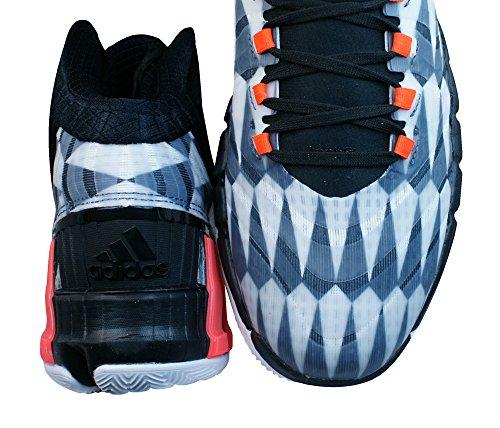 adidas Adipure Crazyquick 2 Zapatillas de baloncesto para hombre - verde White