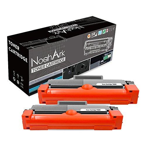 NoahArk Compatible Brother TN660 TN630 Toner Cartridge Brother HL-L2300D HL-L2320D HL-L2340DW HL-L2360DW HL-L2380DW DCP-L2520DW MFC-L2720DW MFC-L2700DW DCP-L2540DW MFC-L2740DW Printer(2 Black) by NoahArk