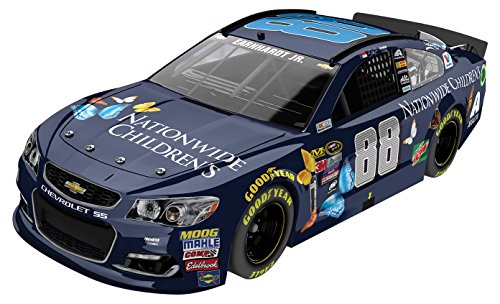 Lionel Nascar Collectables Dale Earnhardt #88 Nationwide Insurance Children's Hospital Car (1/24 Scale)